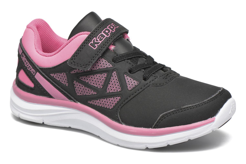 Sport shoes Kappa Fanger Kid EV PU Black detailed view/ Pair view