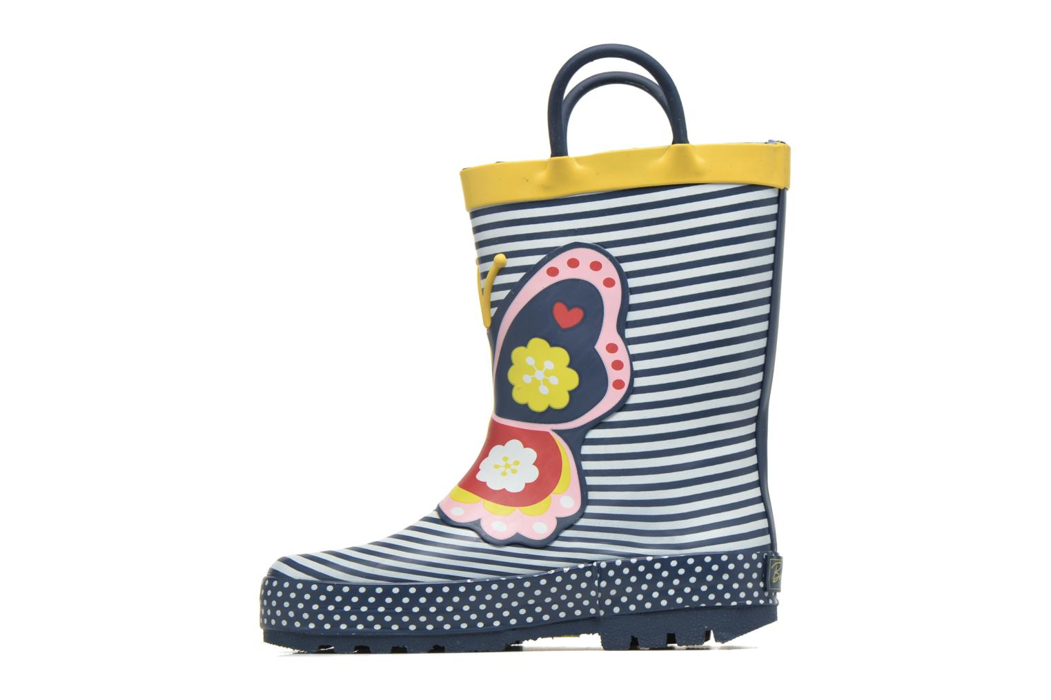 Bottes Be Only Papilly Multicolore vue face
