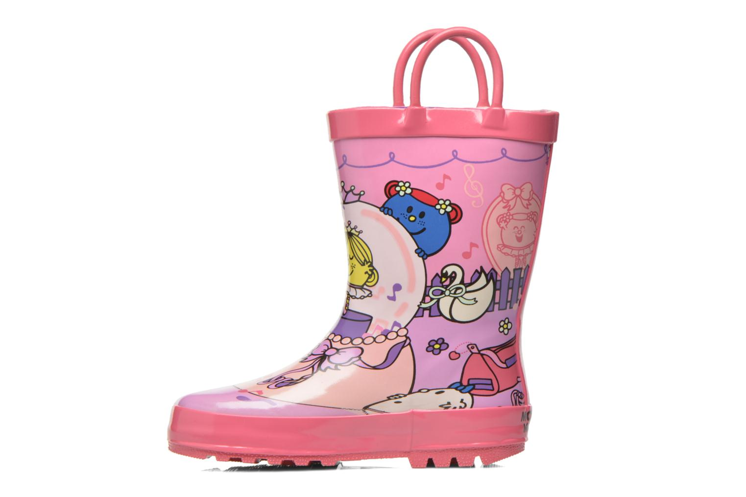 Bottes Be Only Madame Opera Multicolore vue face