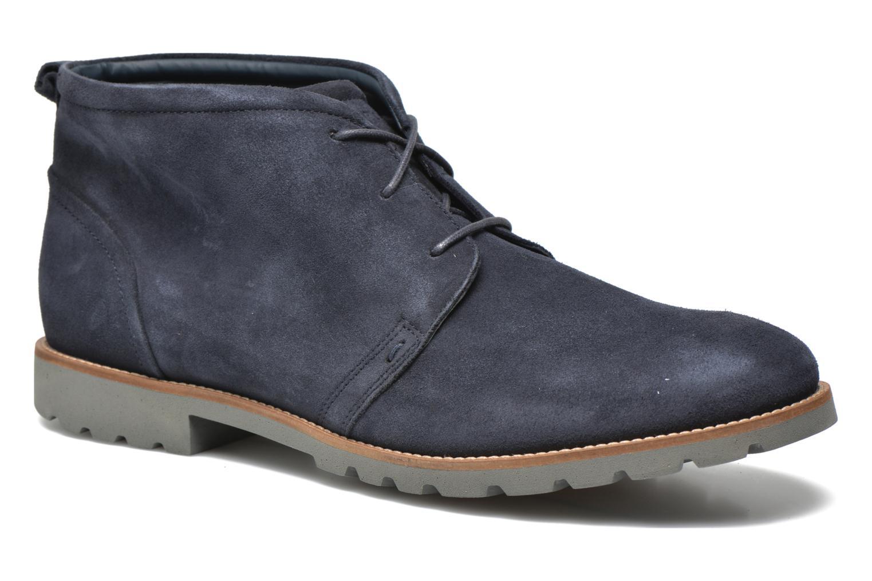 Rockport Charson 2 (Bleu) - Chaussures à lacets chez Sarenza (261360)