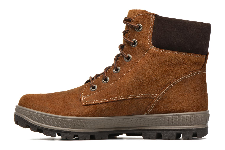Stiefeletten & Boots Superfit Tedd braun ansicht von vorne