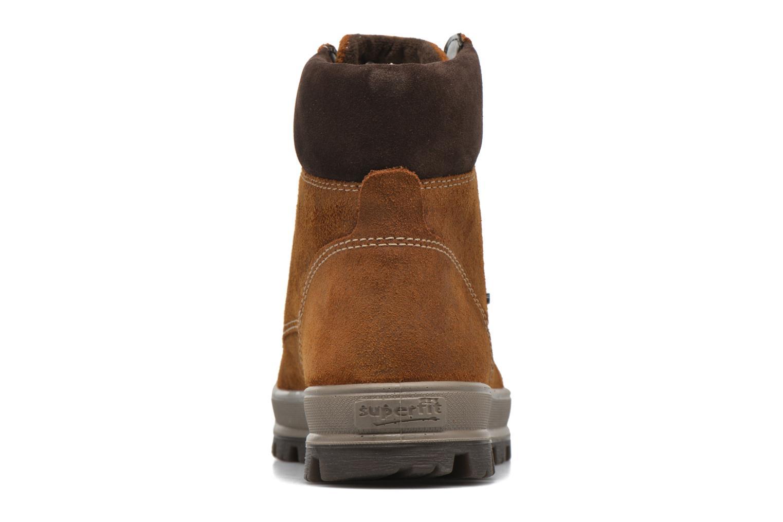 Stiefeletten & Boots Superfit Tedd braun ansicht von rechts