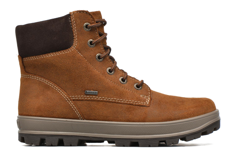 Stiefeletten & Boots Superfit Tedd braun ansicht von hinten