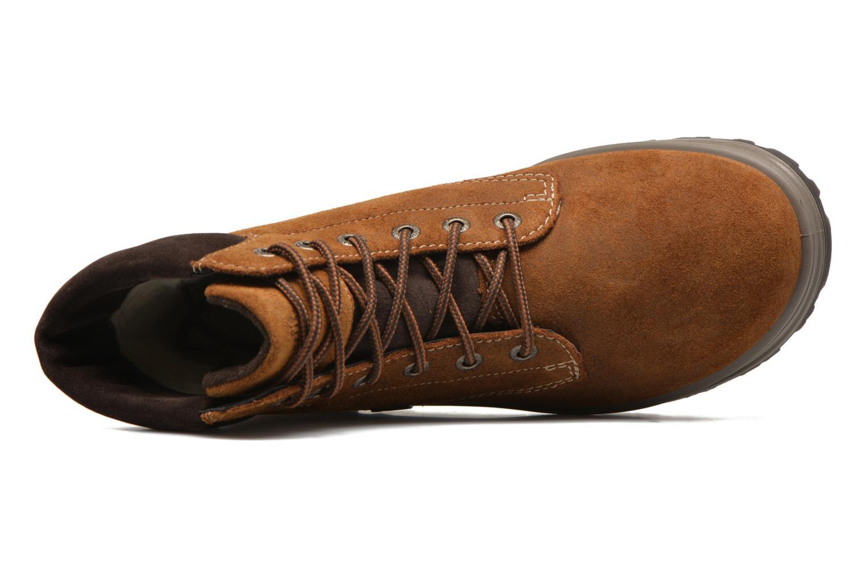 Stiefeletten & Boots Superfit Tedd braun ansicht von links