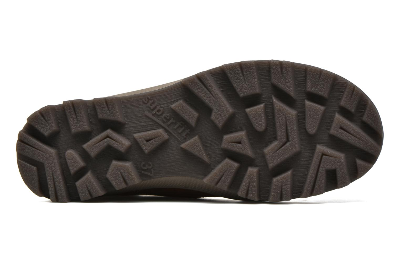 Stiefeletten & Boots Superfit Tedd braun ansicht von oben