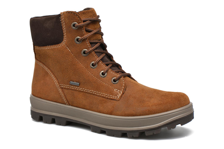 Stiefeletten & Boots Superfit Tedd braun detaillierte ansicht/modell