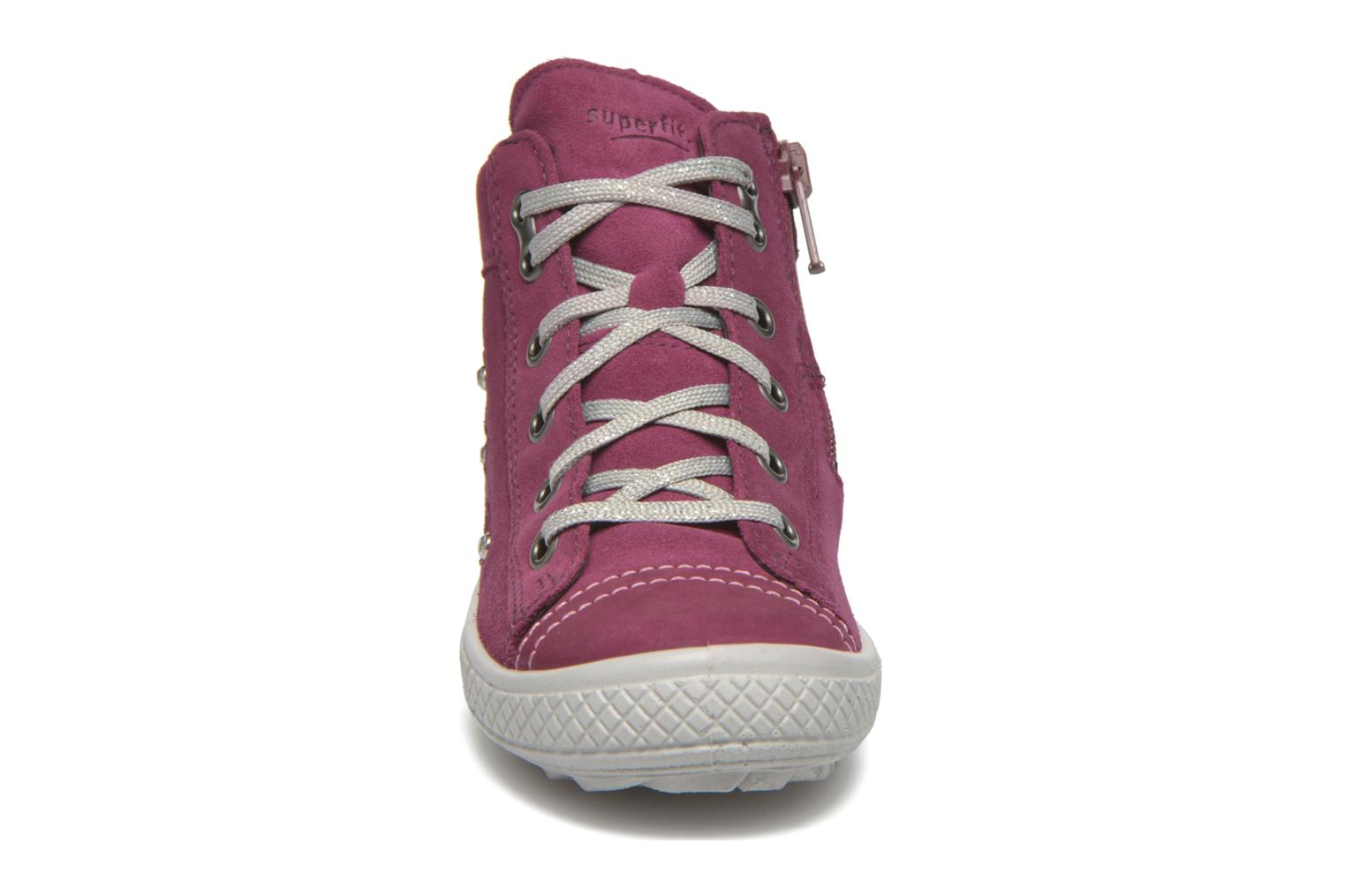 Trainers Superfit Tensy Winter Pink model view