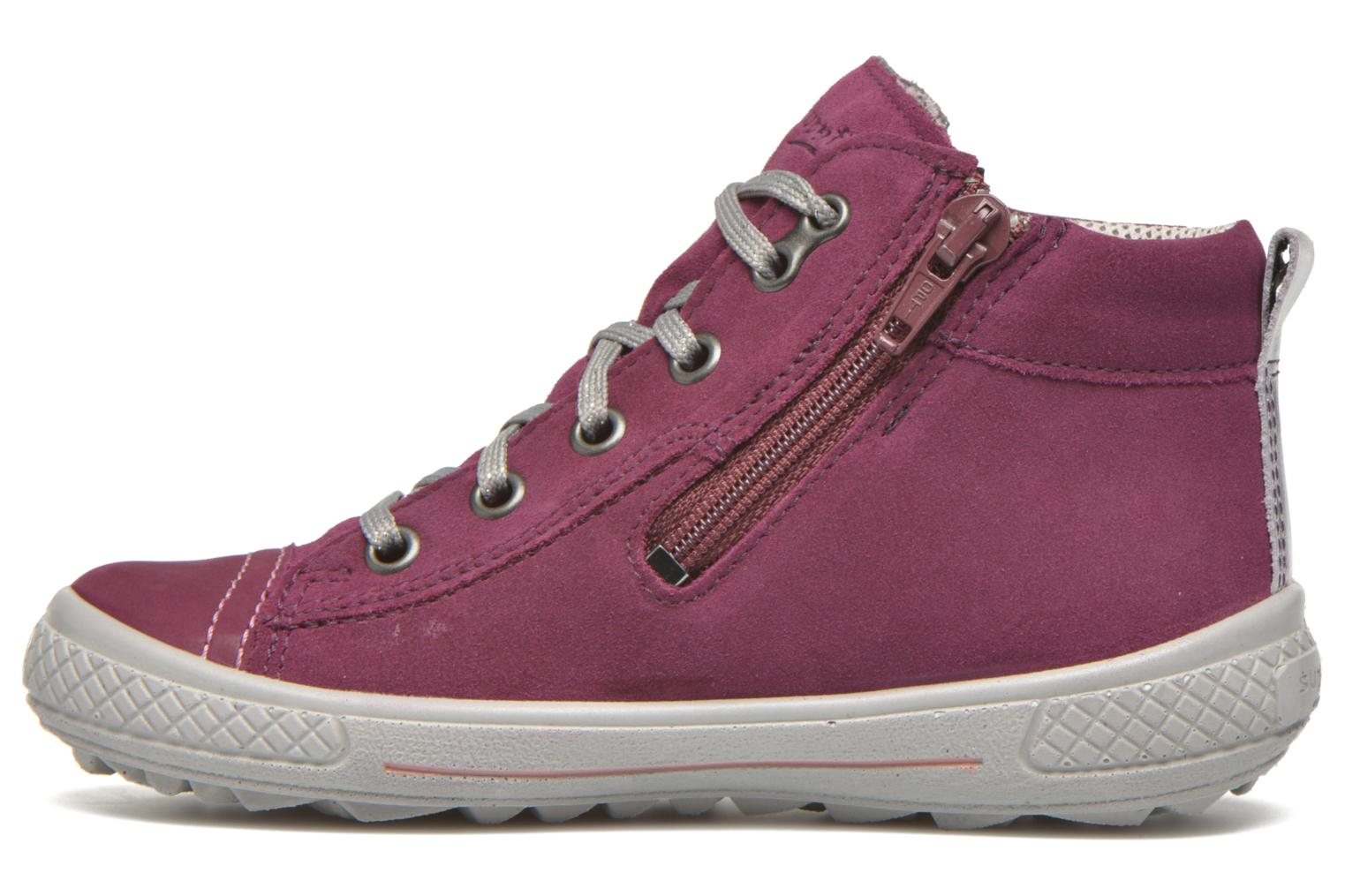 Trainers Superfit Tensy Winter Pink front view