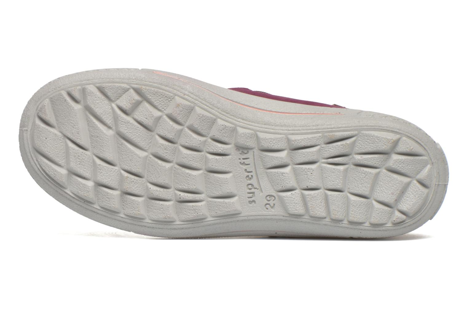 Trainers Superfit Tensy Winter Pink view from above