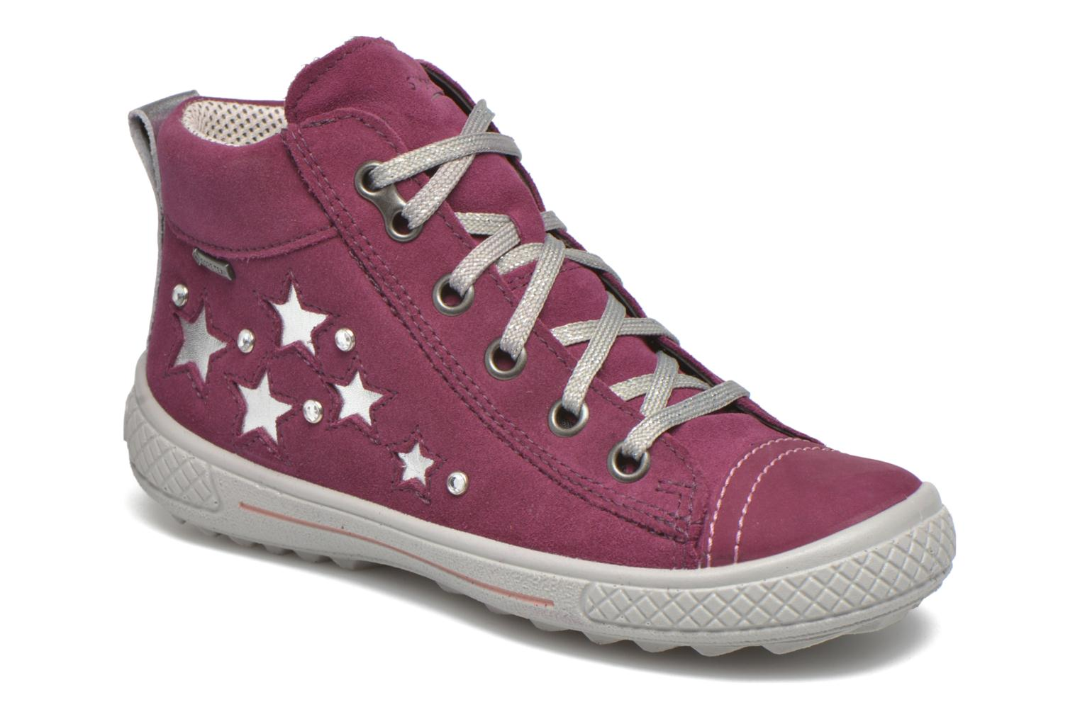 Trainers Superfit Tensy Winter Pink detailed view/ Pair view