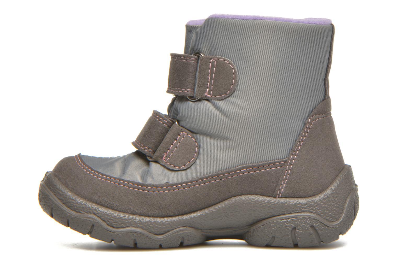 Stiefeletten & Boots Superfit Fairy silber ansicht von vorne