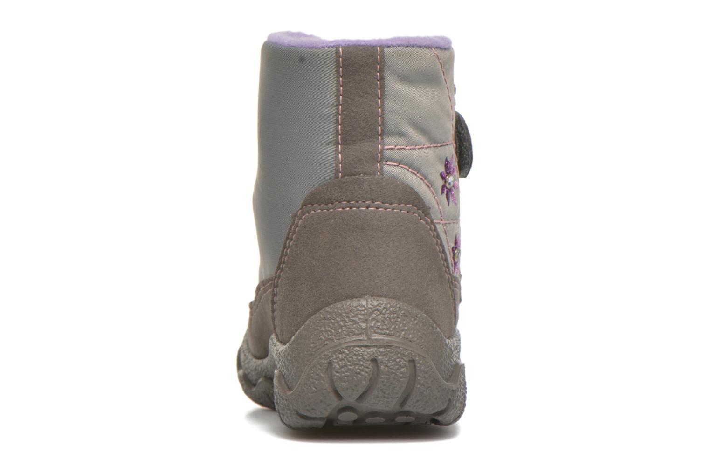 Bottines et boots Superfit Fairy Argent vue droite