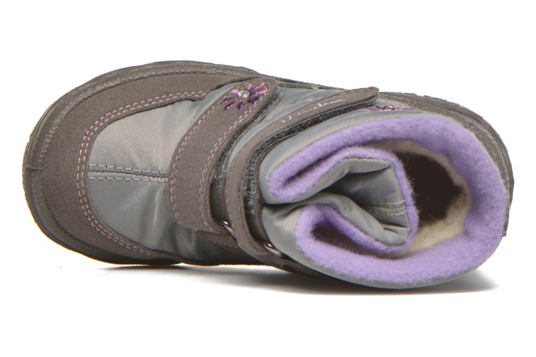 Stiefeletten & Boots Superfit Fairy silber ansicht von links