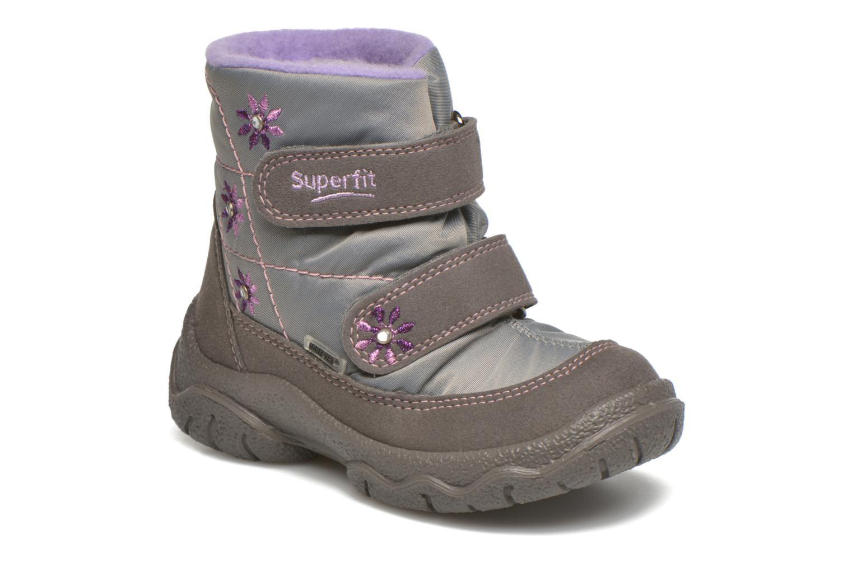 Bottines et boots Superfit Fairy Argent vue détail/paire