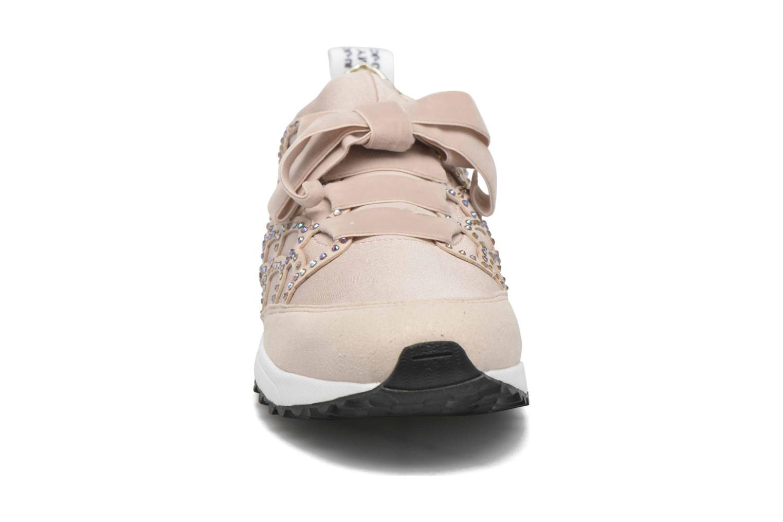 Baskets Liu Jo Sneaker Aura Rose vue portées chaussures