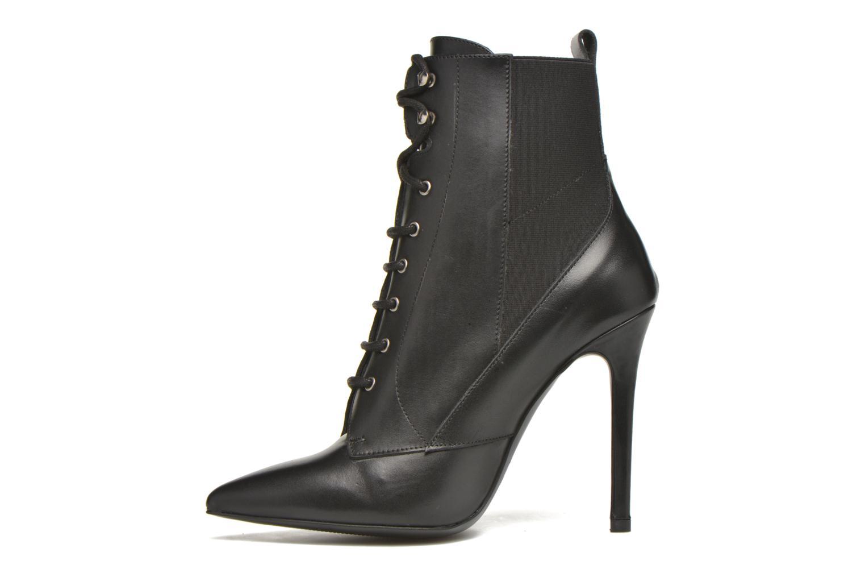 Bottines et boots Liu Jo Tronchetto boot Noir vue face