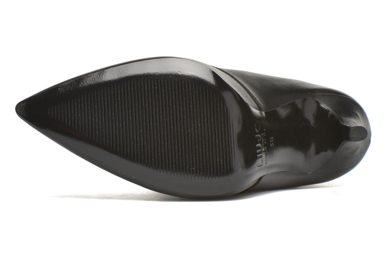 Bottines et boots Liu Jo Tronchetto boot Noir vue haut