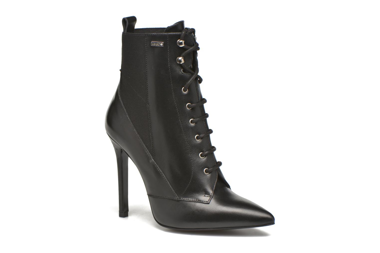 Tronchetto boot nero 22222