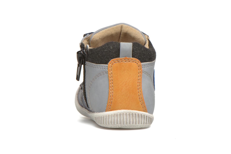 Stiefeletten & Boots NA! Ajou blau ansicht von rechts