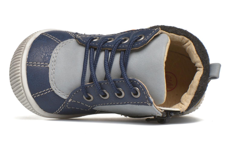 Stiefeletten & Boots NA! Ajou blau ansicht von links
