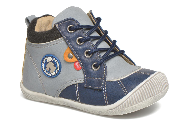 Stiefeletten & Boots NA! Ajou blau detaillierte ansicht/modell