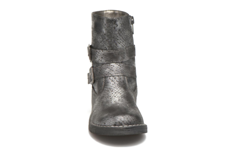 Stiefel NA! Rianne silber schuhe getragen