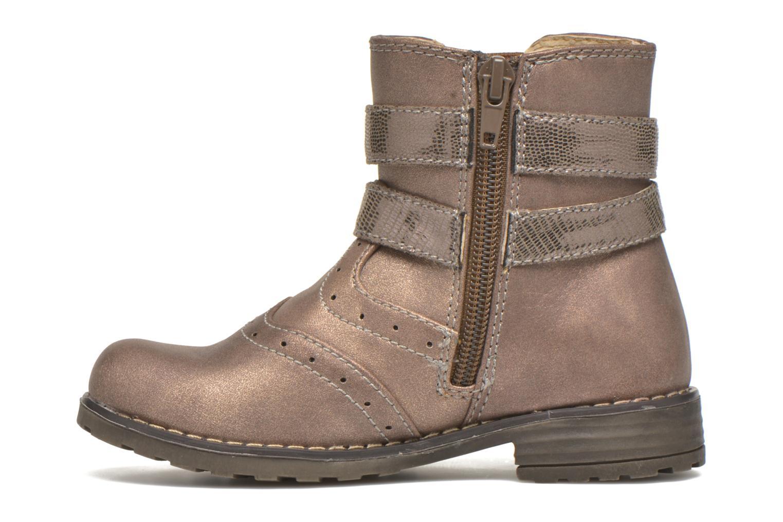 Bottines et boots NA! Ara Or et bronze vue face