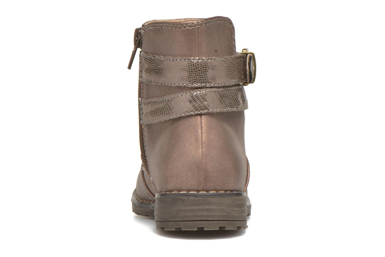 Bottines et boots NA! Ara Or et bronze vue droite