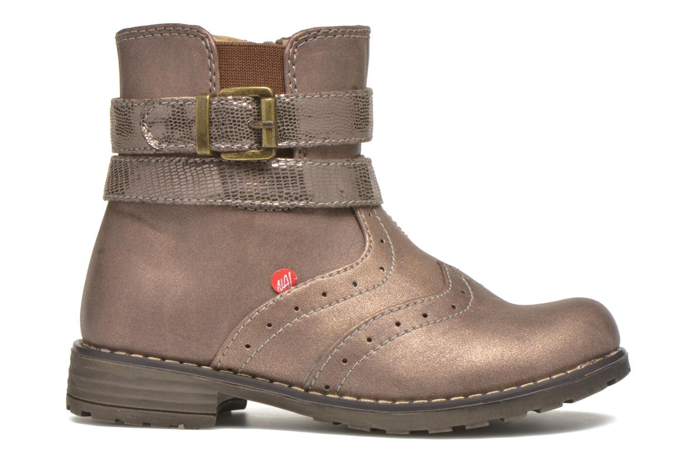 Bottines et boots NA! Ara Or et bronze vue derrière