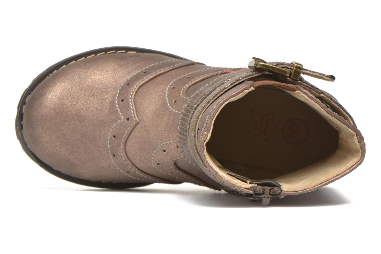 Bottines et boots NA! Ara Or et bronze vue gauche