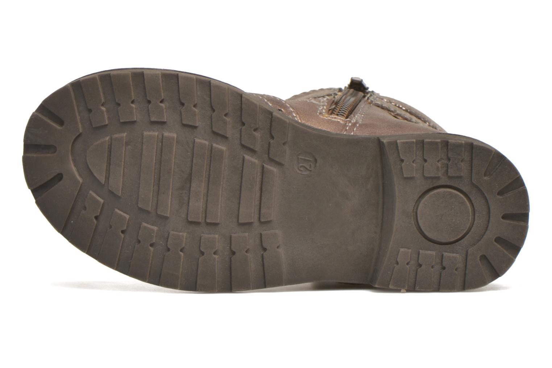 Bottines et boots NA! Ara Or et bronze vue haut