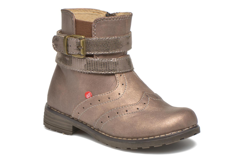 Bottines et boots NA! Ara Or et bronze vue détail/paire