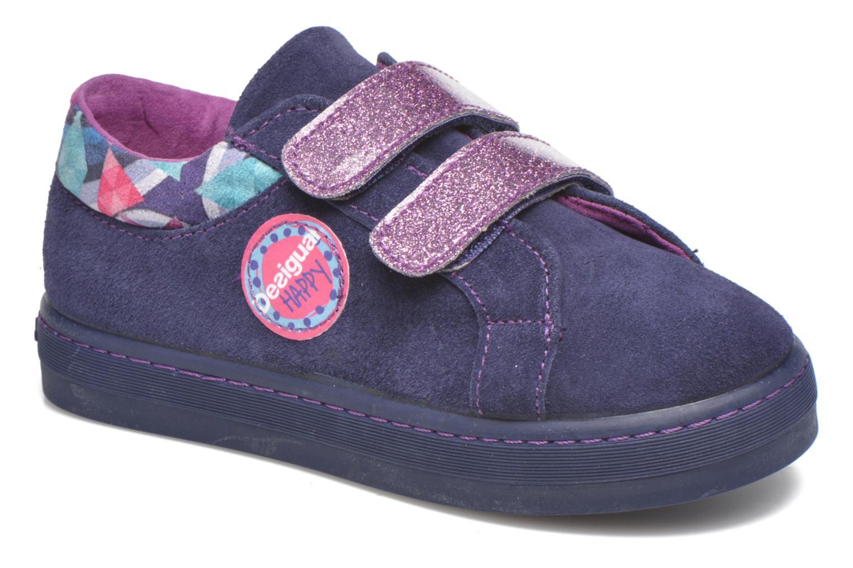 Sneaker Desigual Silver Mini lila detaillierte ansicht/modell