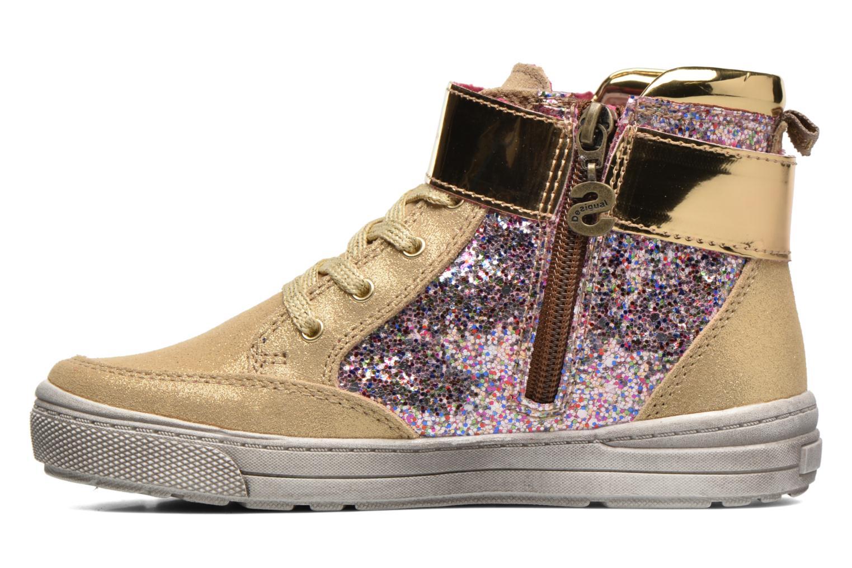 Sneaker Desigual Rask gold/bronze ansicht von vorne