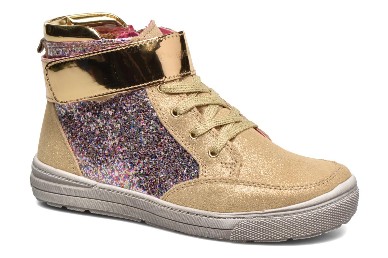 Sneaker Desigual Rask gold/bronze detaillierte ansicht/modell