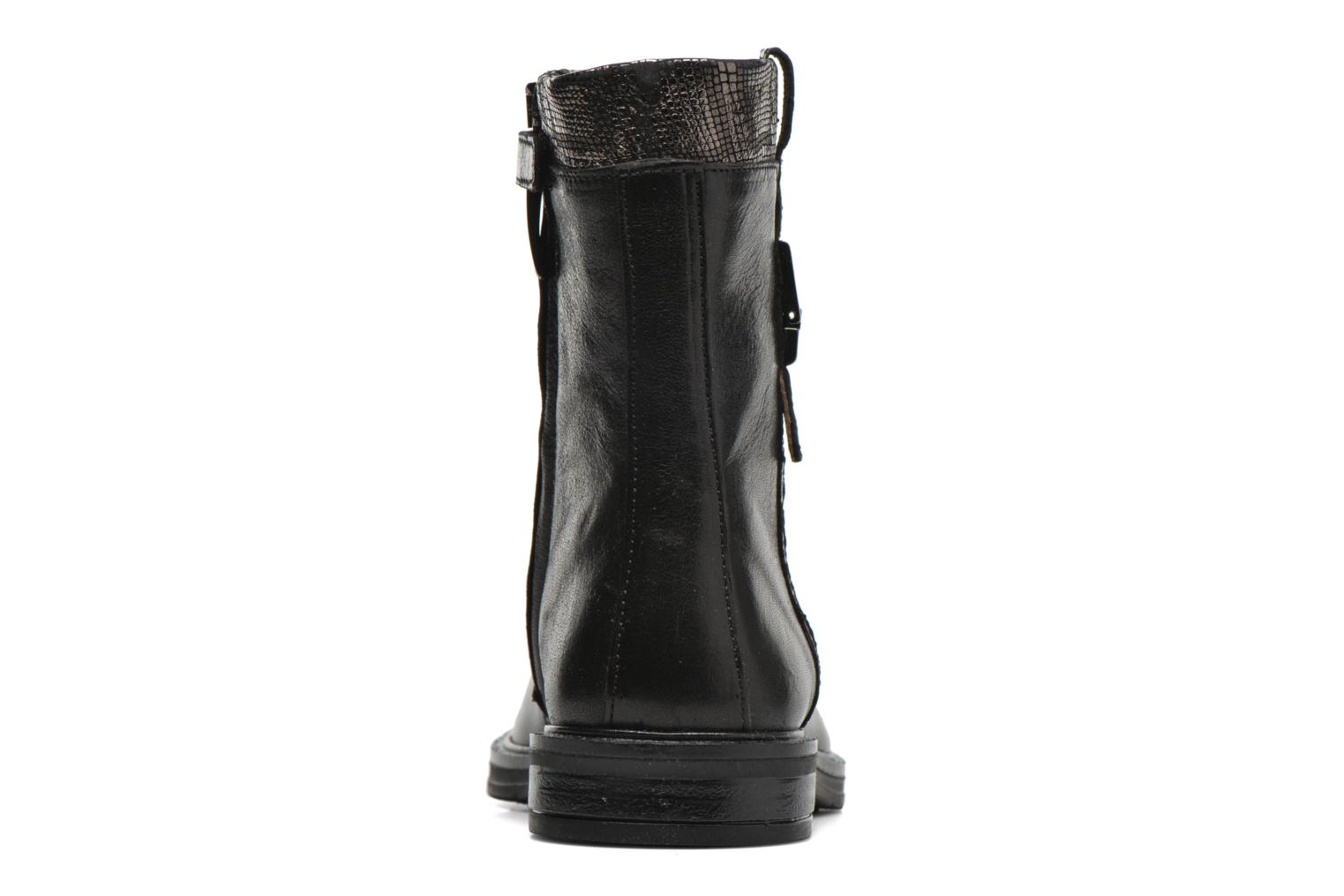 Boots & wellies Romagnoli Caterina Black view from the right