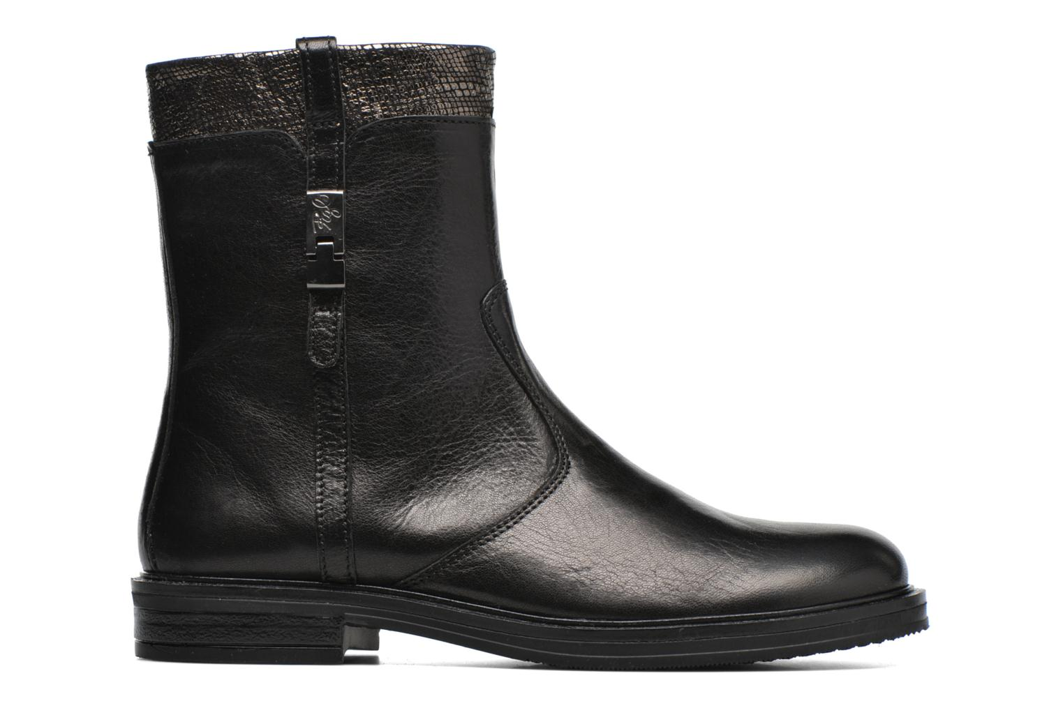 Boots & wellies Romagnoli Caterina Black back view