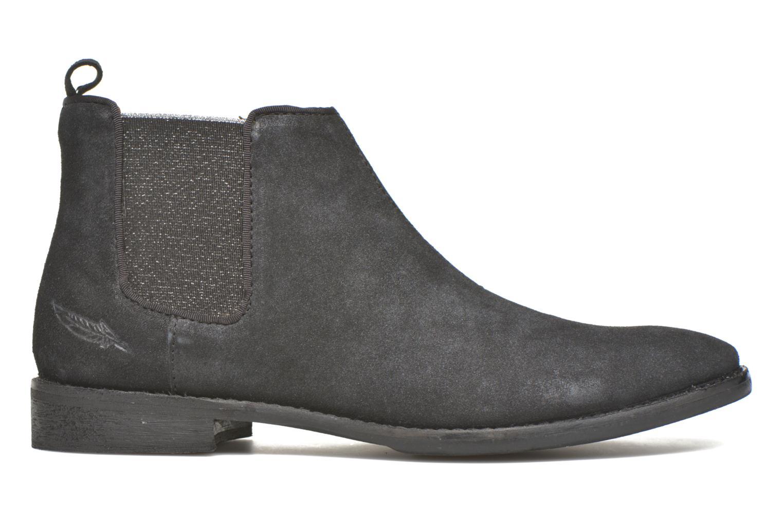 Stiefeletten & Boots Shwik Mia Brogue Zip schwarz ansicht von hinten