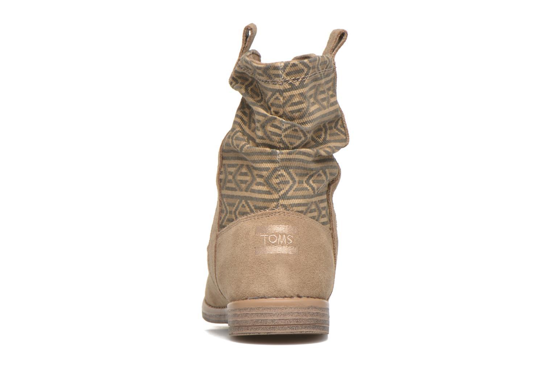 Laurel Amphora Suede