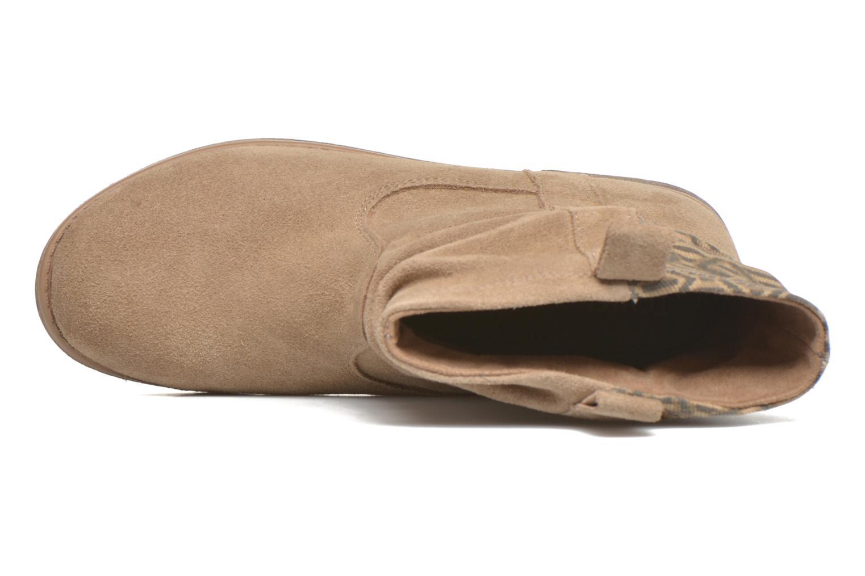 Bottines et boots TOMS Laurel Marron vue gauche