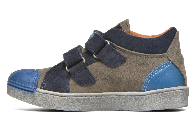 Sneaker Art A061 Split blau ansicht von vorne