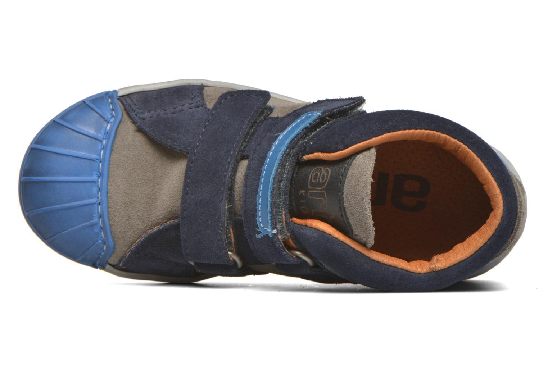 Sneaker Art A061 Split blau ansicht von links