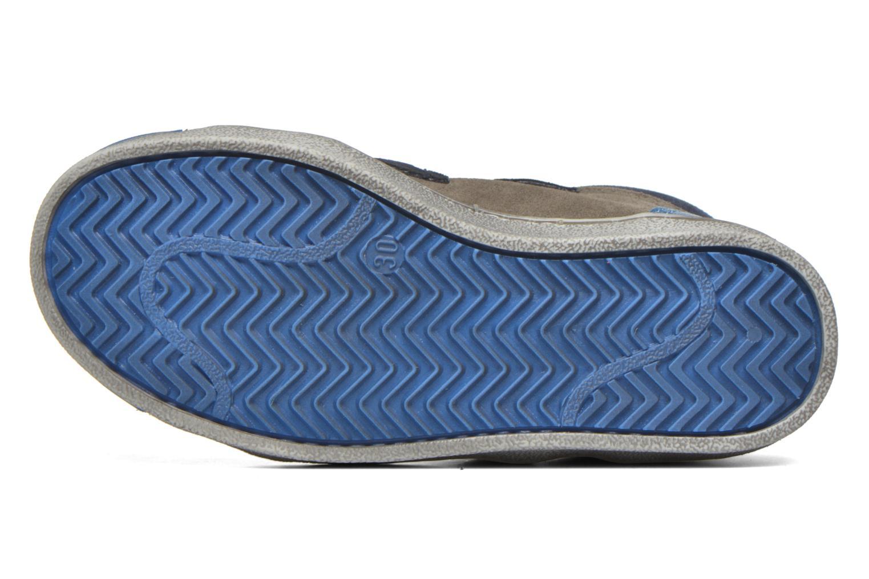 Sneaker Art A061 Split blau ansicht von oben