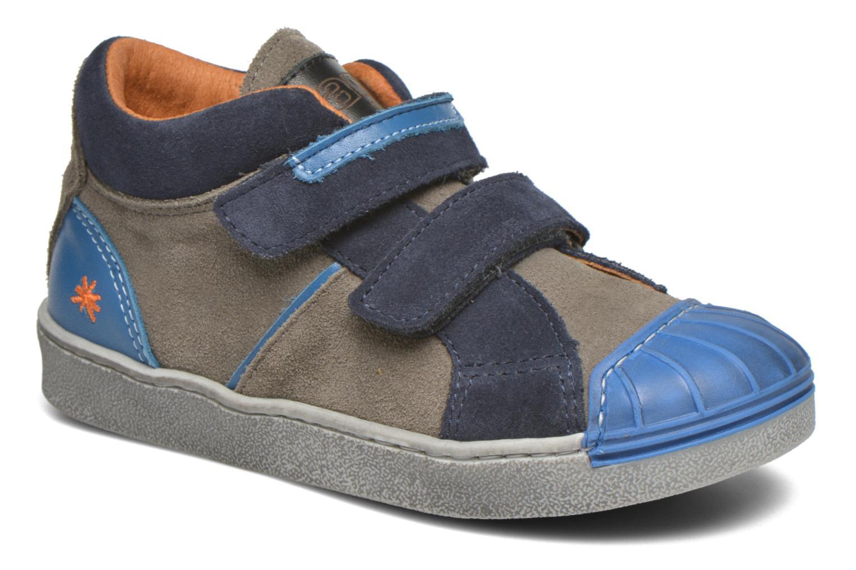 Sneaker Art A061 Split blau detaillierte ansicht/modell