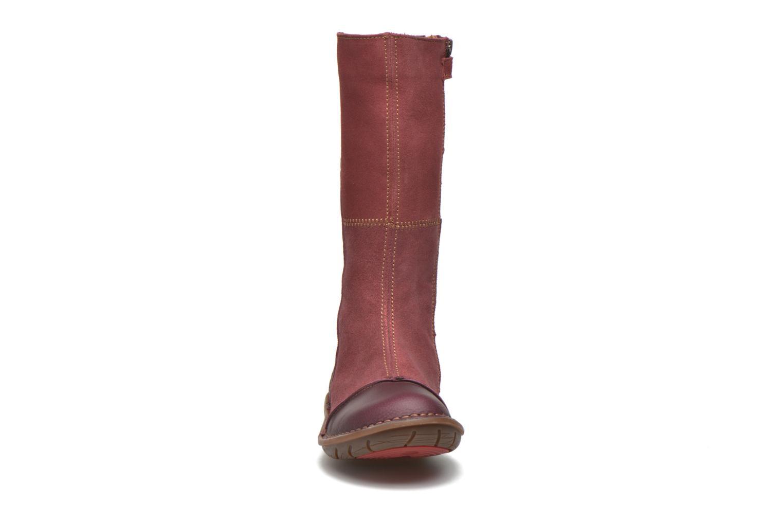 Stiefel Art A763 Berlin weinrot schuhe getragen