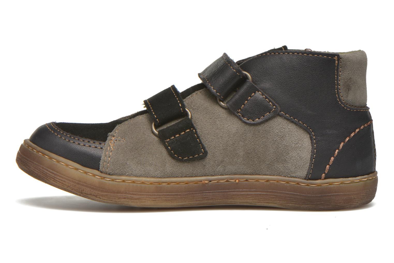 Sneaker El Naturalista E056 Kepina grau ansicht von vorne