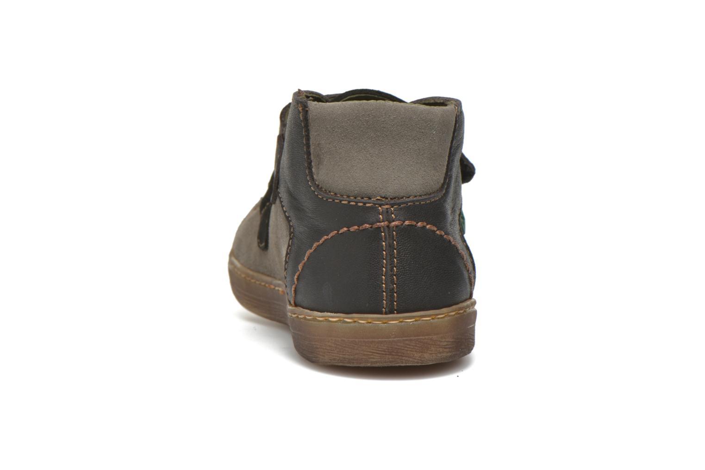 Sneaker El Naturalista E056 Kepina grau ansicht von rechts