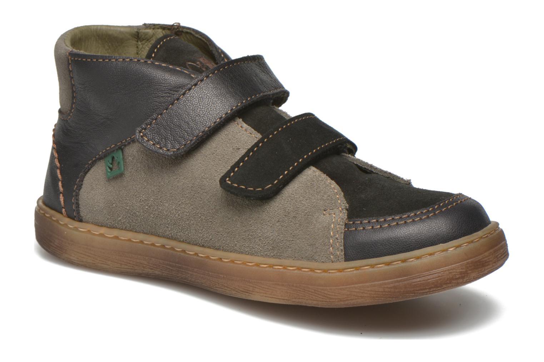 Sneaker El Naturalista E056 Kepina grau detaillierte ansicht/modell