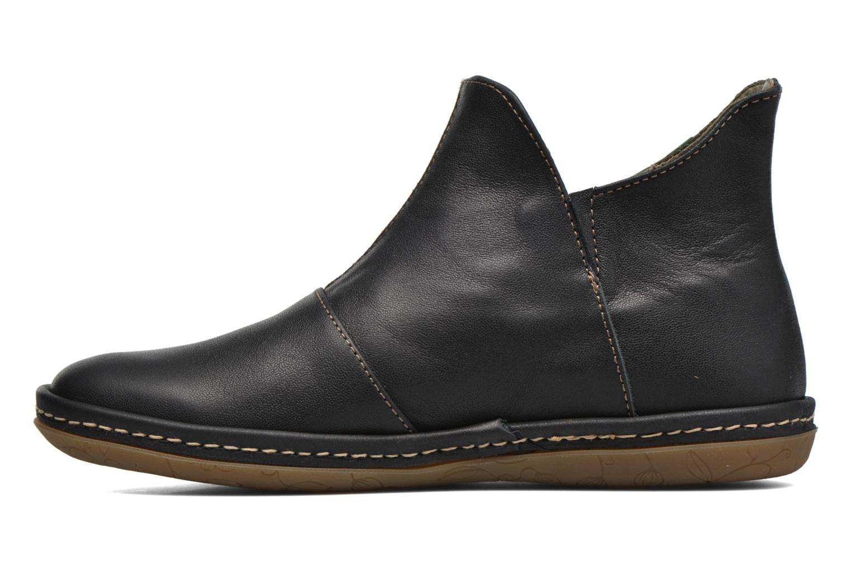 Bottines et boots El Naturalista E827 Nayade Noir vue face
