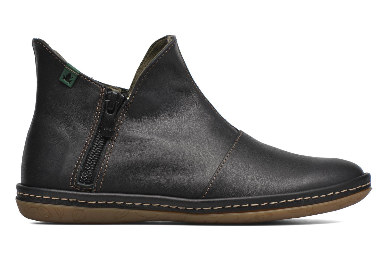 Bottines et boots El Naturalista E827 Nayade Noir vue derrière